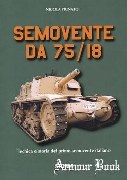 Semovente DA 75/18 [Storia Militare]