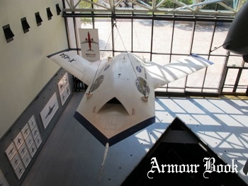 Boeing X-45A [Walk Around]