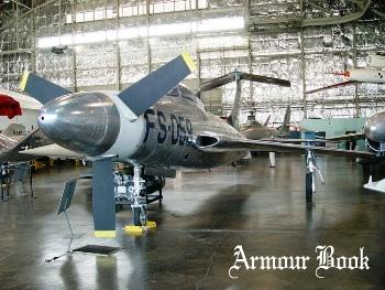 Republic XF-84H Thunderscreech [Walk Around]