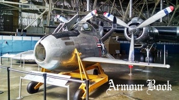 McDonnell XF-85 Goblin [Walk Around]