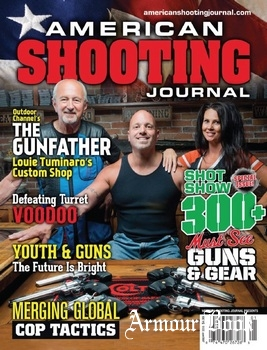 American Shooting Journal 2015-12