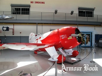 Gee Bee R-2 [Walk Around]