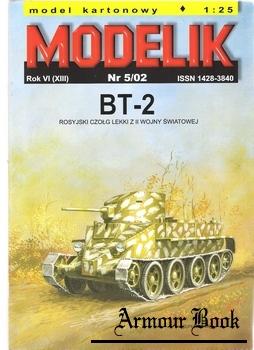 BT-2 [Modelik 2002-05]