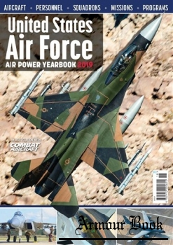 United States Air Force: Air Power Yearbook 2019