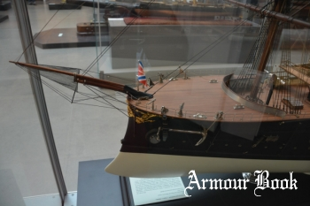 Модель броненосного крейсера Рюрик [Walk Around]