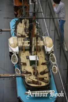 Модель пароходо-фрегата Владимир [Walk Around]