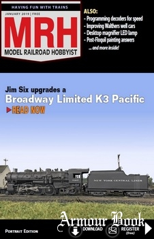 Model Railroad Hobbyist 2019-01