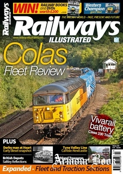 Railways Illustrated 2019-02