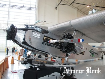 Ford 5-AT-B Tri-Motor [Walk Around]