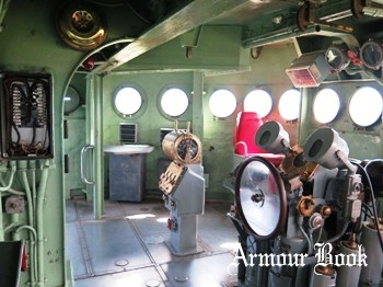 Conning Tower & Bridge (USS North Carolina BB-55) [Walk Around]
