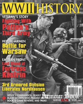 WWII History 2019-02 (Vol.18 No.02)