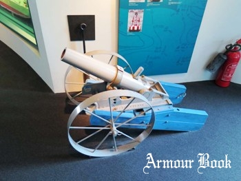 2.5 inch Lyle Lifesaving Cannon [Walk Around]