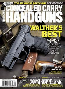 Conceal & Carry Handguns -  Spring 2019