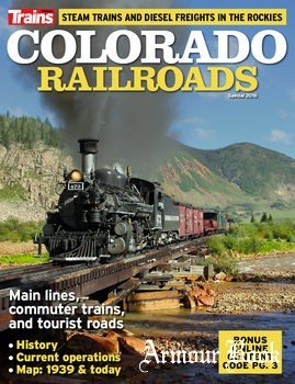 Colorado Railroads [Trains Magazine Special]