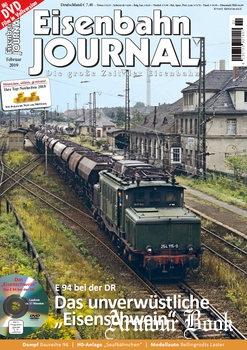 Eisenbahn Journal 2/2019