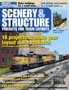 Scenery & Structure Projects for Train Layouts [Model Railroad Special]