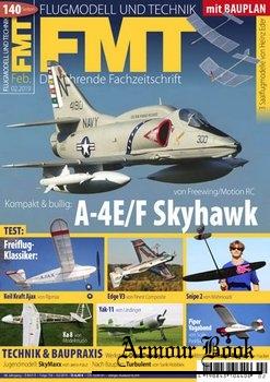 FMT Flugmodell und Technik 2019-02