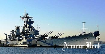 Battleship USS New Jersey [Walk Around]