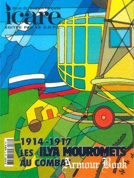 1914-1917 Les Ilya Mouromets au Combat [Icare №184]