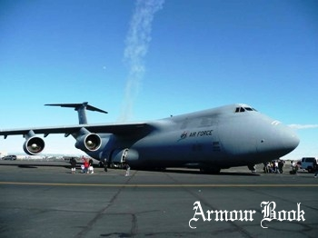 Lockheed C-5B Galaxy [Walk Around]