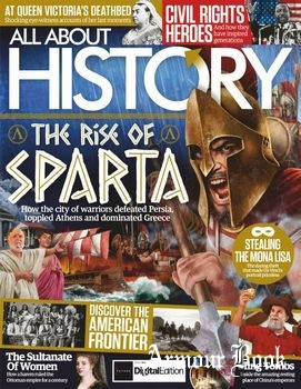 All About History - Issue 74 2019