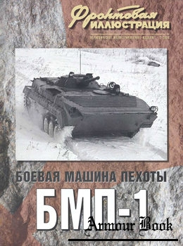 Боевая машина пехоты БМП-1 [Фронтовая иллюстрация 2008-02]