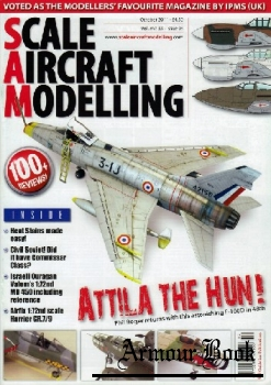 Scale Aircraft Modelling 2011-10
