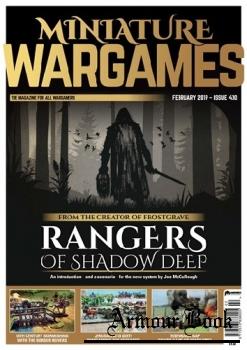 Miniature Wargames 2019-02