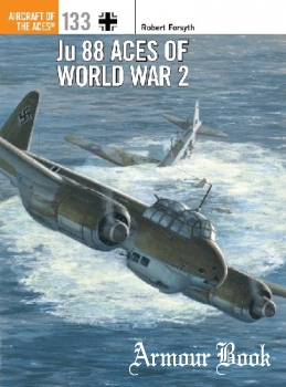 Ju 88 Aces of World War 2 [Osprey Aircraft of the Aces 133]