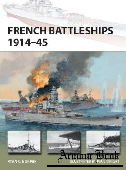 French Battleships 1914-1945 [Osprey New Vanguard 266]