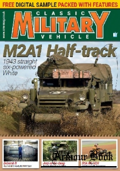 Classic Military Vehicle - Free Digital Sample Issue 2019