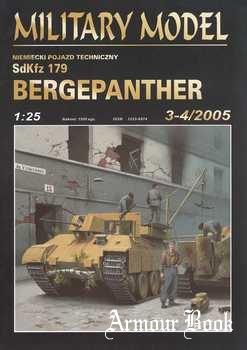 Sd.Kfz.179 Bergepanther [Halinski MM 2005-03/04]