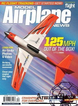 Model Airplane News 2019-04