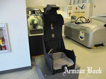 Martin Baker MK-5A Ejection Seat [Walk Around]