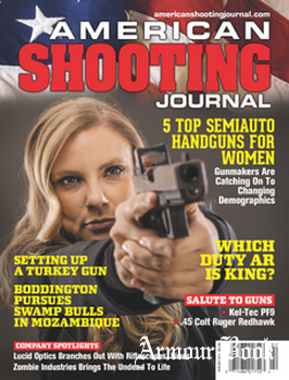 American Shooting Journal 2019-02