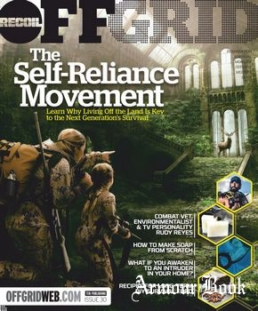 Recoil Offgrid - Issue 30, 2019