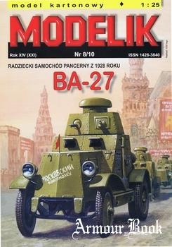 BA-27 [Modelik 2010-08]