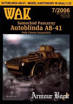 Autoblinda AB-41 [WAK 2006-07]