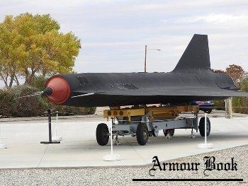 Lockheed D-21 (SR-71 drone) [Walk Around]