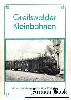 Greifswalder Kleinbahnen [Deutscher Modelleisenbahn-Verband der DDR]