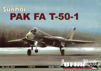 PAK FA T-50-1 [Orlik 093]