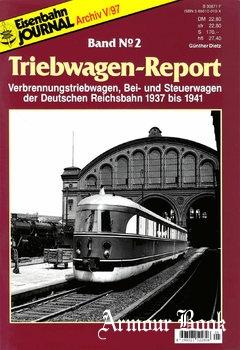 Eisenbahn Journal Archiv: Triebwagen-Report №2
