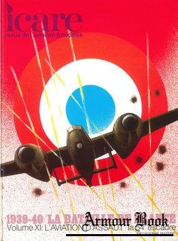 La Bataille de France 1939-1940 Volume XI [Icare №87]