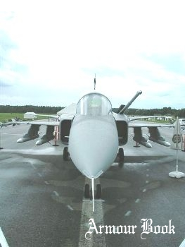 Saab JAS 39 Gripen [Walk Around]