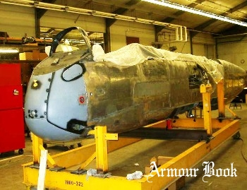 Heinkel He 219 Uhu (fuselage) [Walk Around]