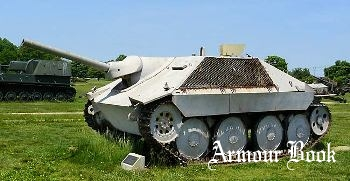 Hetzer Jagdpanzer 38(t) [Walk Around]