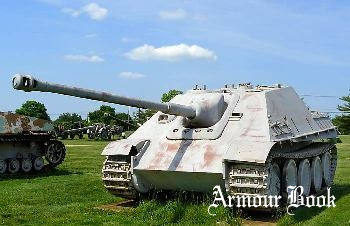 Jagdpanther [Walk Around]