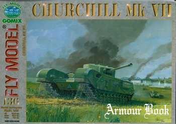 Churchill Mk VII [Fly Model 136]