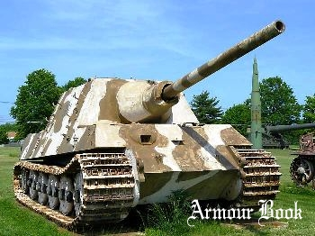 Jagdtiger [Walk Around]