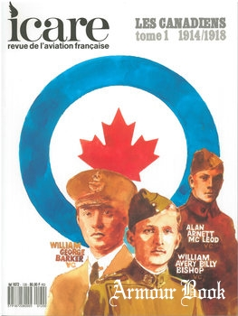 Les Canadiens (Tome 1) 1914/1918 [Icare №120]